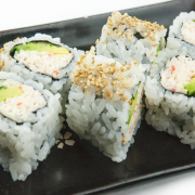 98. California Roll (imitation crab)