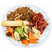 Dinner for 1 (4 items)