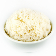 Plain Steamed Rice Bowl