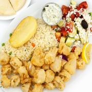 Calamari Dinner