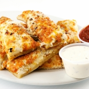 Cheesy Breadsticks (14 pcs)