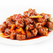 Sweet & Sour Pork/Chicken/Fish With Pineapple And Green Pepper