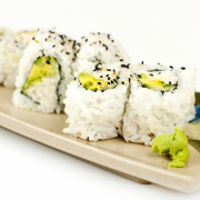 25. California Roll