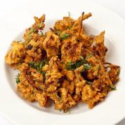 7. Onion Bhaji (x 2)