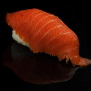 N7. Salmon Nigiri