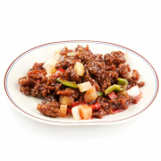 Hot-and-Spicy Sour Pork