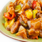 94. Sweet-and-Sour Pork