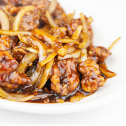 A40. Stir Fried Chicken with Chili