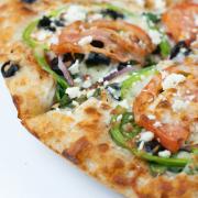 #10 Mediterranean Pizza