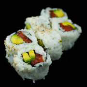 81. Salmon & Avocado Roll