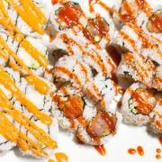 1. California Sushi Combo