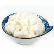 94. Steamed Coconut Milk Rice (Khao)