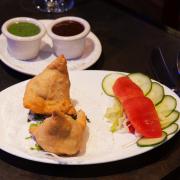 Vegetable Samosas (3 pcs)