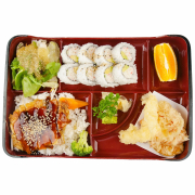 L01. Bento Box A - Chicken Teriyaki Bento