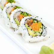 104. Veggie Crunch Roll (9 pcs)