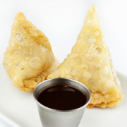 Vegetable Samosas 2 Pcs