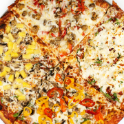 Create your own Pizza 3 Toppings