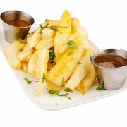 Fried Mogo (Cassava)