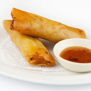 A1 Vegetarian Egg Roll