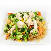 Chow Mein (Crispy Noodles)