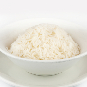 43. Steamed Rice