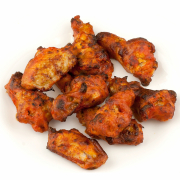 10 Hot Wings