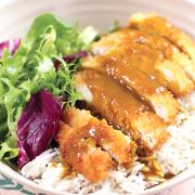 Katsu Curry (1451 kcal)