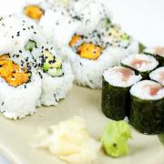 3. Sushi Combo