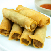 1. Vegetable Egg Roll