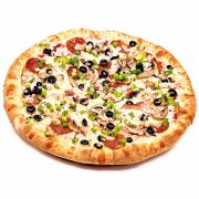 Imilio's Special Pizza