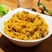 Mutton Rice