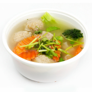 8. Wor Won Ton Soup