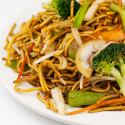 Chow Mein (Soft with Bean Sprouts)