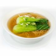 088. 嫩鳮烩面 Chicken Bok-Choy Noodle Soup