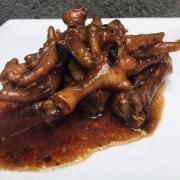 6. Steamed Chicken Feet with Black Bean Sauce / 豉汁蒸鳳爪
