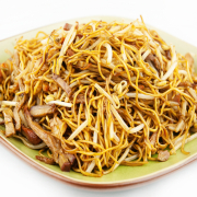 N2. Shredded Chicken Fried Noodle