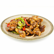 T9. Spicy Ginger Beef