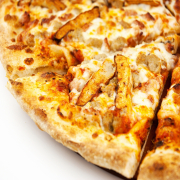 Large Fries Pizza
