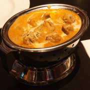 Chicken or Lamb Korma