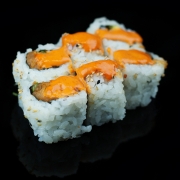 76. Spicy Salmon Roll