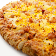 Tropical Hawaiian Pizza