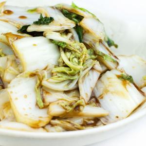 158. Lettuce in Jalapeno & Garlic Sauce