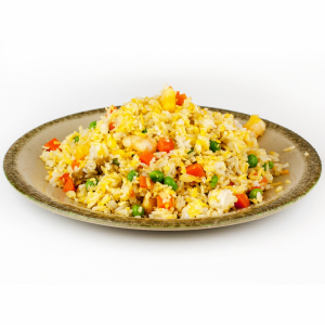 118. Shrimp Fried Rice