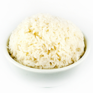 60. Steamed Rice