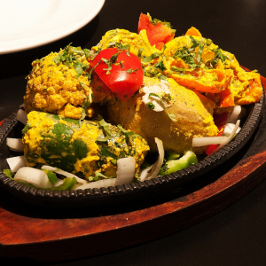 30. Tandoori Vegetables
