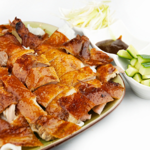 34. Two Course Peking Duck