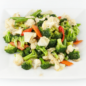 V4. Stir-Fried Spicy Mix Vegetable
