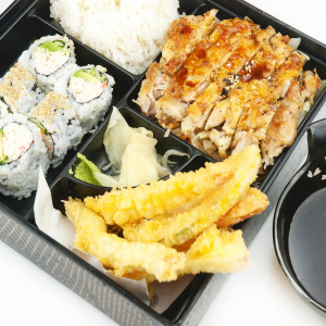 Special Bento Box Lunch