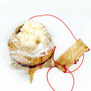 10C. 糯米鸡 Mini Sticky Rice (3 pcs)