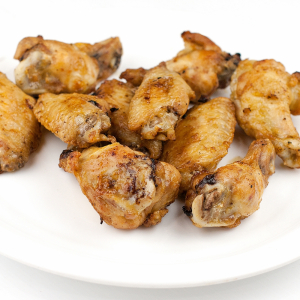 C10. Chicken Wings (4 pcs)